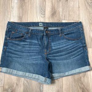 Mossimo Supply Denim Jean Shorts size 16